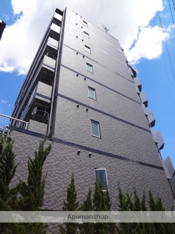 大阪府大阪市生野区、鶴橋駅徒歩12分の築8年 8階建の賃貸マンション