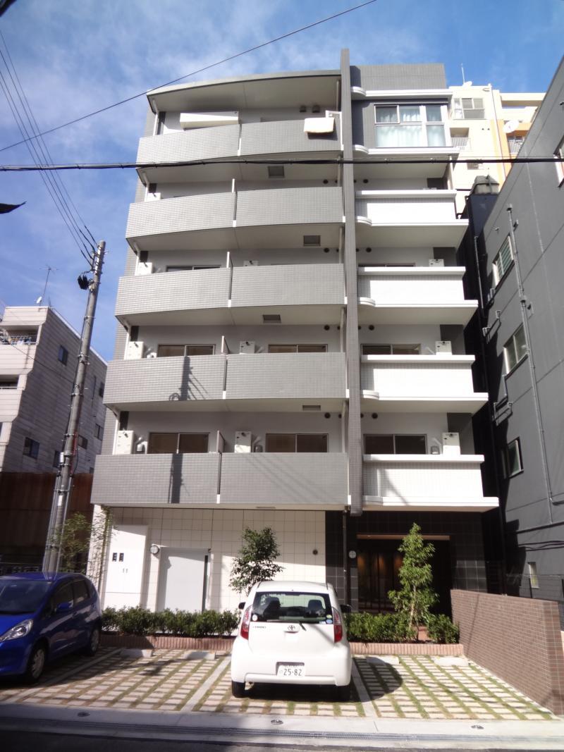 大阪府大阪市浪速区、今宮駅徒歩8分の築3年 6階建の賃貸マンション