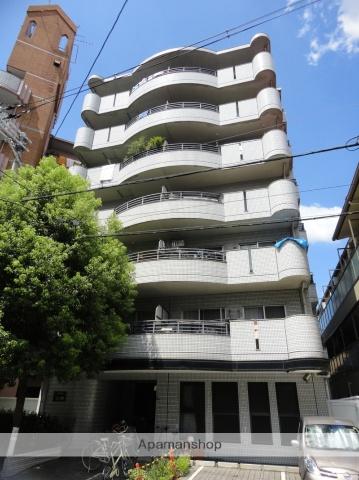 大阪府大阪市阿倍野区、昭和町駅徒歩8分の築27年 7階建の賃貸マンション