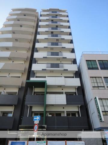 大阪府大阪市天王寺区、大阪上本町駅徒歩5分の築3年 12階建の賃貸マンション