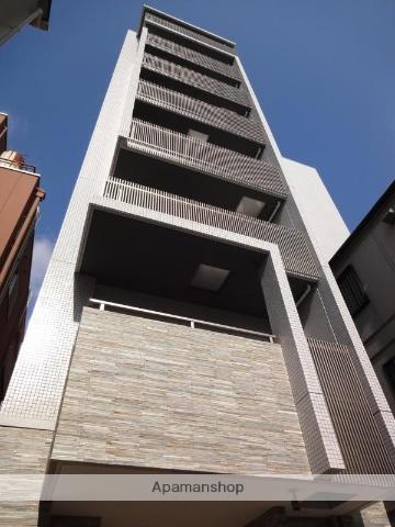 大阪府大阪市東住吉区、天王寺駅徒歩15分の築3年 8階建の賃貸マンション