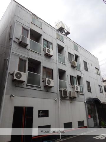 大阪府大阪市東住吉区、針中野駅徒歩14分の築28年 4階建の賃貸マンション