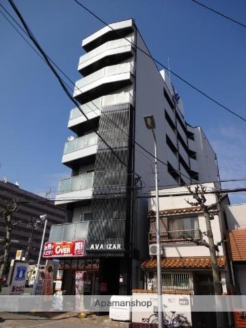 大阪府大阪市住吉区、我孫子前駅徒歩8分の築10年 7階建の賃貸マンション