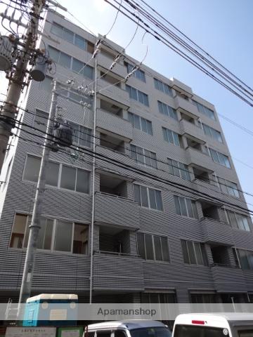 大阪府大阪市東住吉区、東部市場前駅徒歩1分の築2年 7階建の賃貸マンション