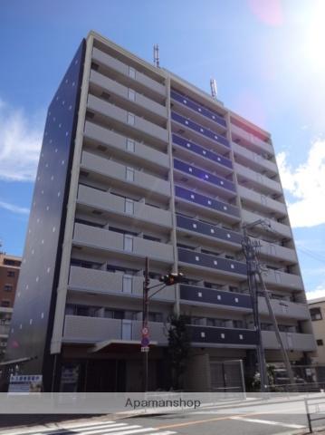 大阪府大阪市住吉区、長居駅徒歩12分の築9年 10階建の賃貸マンション