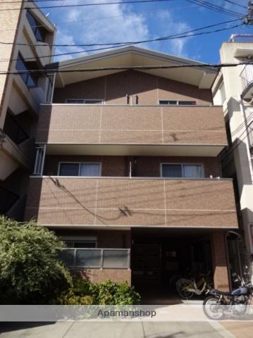 大阪府大阪市住吉区、我孫子町駅徒歩11分の築10年 3階建の賃貸マンション