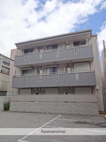 大阪府大阪市西成区、岸里玉出駅徒歩12分の築10年 3階建の賃貸マンション
