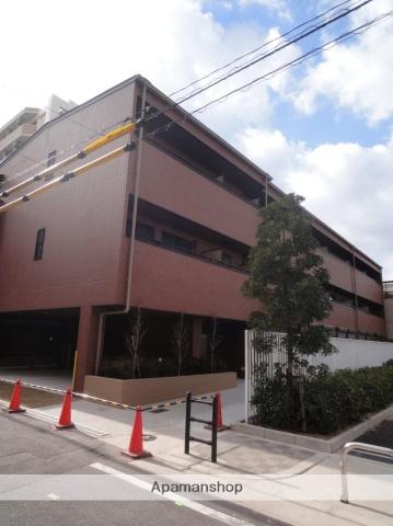 大阪府大阪市西成区、花園町駅徒歩6分の築2年 3階建の賃貸マンション