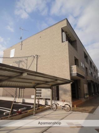 大阪府大阪市平野区、喜連瓜破駅徒歩10分の築4年 3階建の賃貸アパート