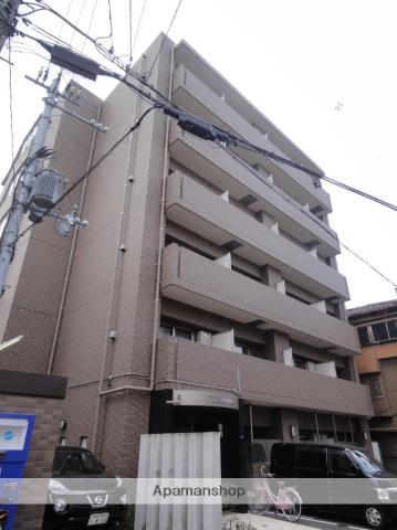 大阪府大阪市西成区、岸里玉出駅徒歩4分の築8年 5階建の賃貸マンション