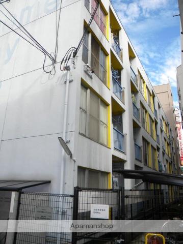 大阪府大阪市天王寺区、天王寺駅徒歩12分の築46年 4階建の賃貸マンション