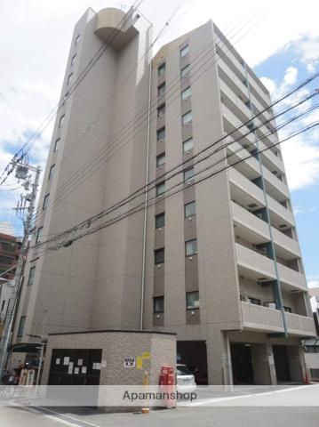 大阪府大阪市阿倍野区、昭和町駅徒歩4分の築14年 11階建の賃貸マンション
