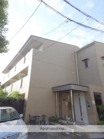 大阪府大阪市阿倍野区、東天下茶屋駅徒歩5分の築15年 3階建の賃貸マンション