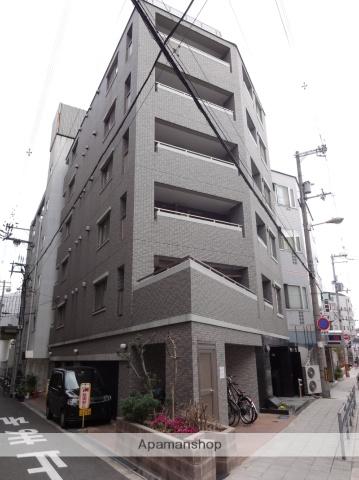 大阪府大阪市阿倍野区、昭和町駅徒歩6分の築10年 7階建の賃貸マンション