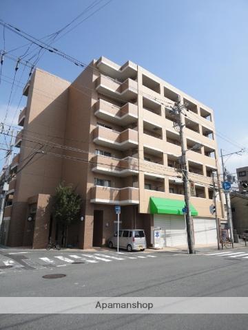 大阪府大阪市東住吉区、美章園駅徒歩3分の築11年 6階建の賃貸マンション