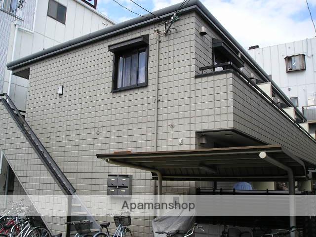大阪府大阪市住之江区、粉浜駅徒歩2分の築17年 2階建の賃貸アパート