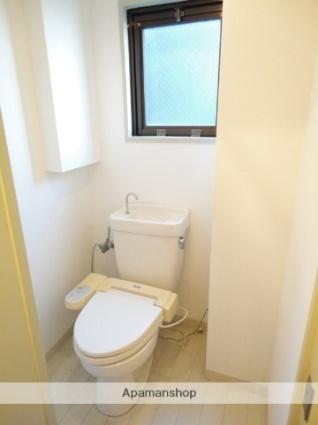 サンプラザ四天王寺[1LDK/43m2]のトイレ