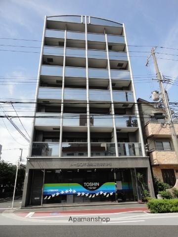大阪府大阪市阿倍野区、昭和町駅徒歩3分の築20年 7階建の賃貸マンション