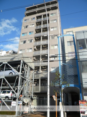 大阪府大阪市阿倍野区、天王寺駅徒歩17分の築16年 11階建の賃貸マンション