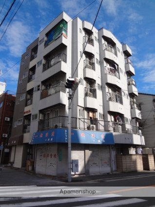 大阪府大阪市阿倍野区、天王寺駅徒歩12分の築35年 5階建の賃貸マンション