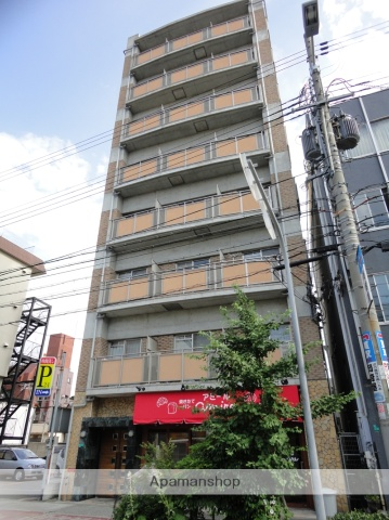 大阪府大阪市阿倍野区、昭和町駅徒歩3分の築14年 8階建の賃貸マンション