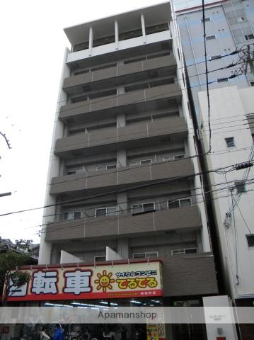 大阪府大阪市阿倍野区、昭和町駅徒歩1分の築12年 8階建の賃貸マンション
