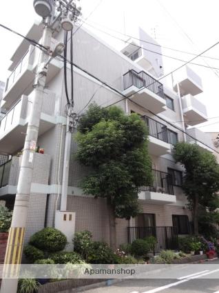 大阪府大阪市東住吉区、鶴ケ丘駅徒歩2分の築28年 5階建の賃貸マンション