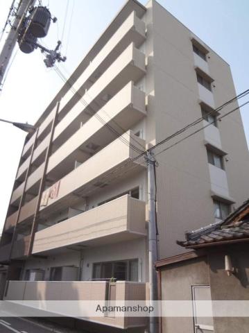 大阪府大阪市平野区、加美駅徒歩18分の築9年 6階建の賃貸マンション