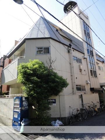 大阪府大阪市阿倍野区、大阪阿部野橋駅徒歩3分の築30年 4階建の賃貸マンション