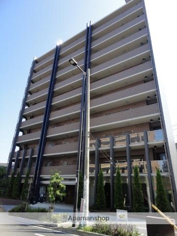 大阪府大阪市阿倍野区、寺田町駅徒歩7分の築9年 10階建の賃貸マンション