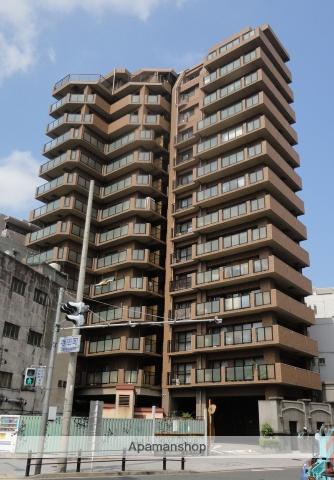 大阪府大阪市天王寺区、寺田町駅徒歩5分の築16年 14階建の賃貸マンション
