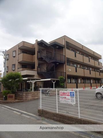 大阪府大阪市東住吉区、矢田駅徒歩10分の築15年 3階建の賃貸マンション