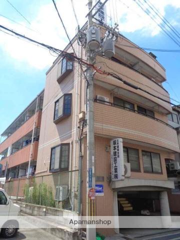 大阪府松原市、河内天美駅徒歩8分の築23年 3階建の賃貸マンション
