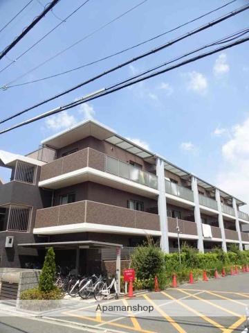 大阪府松原市、河内松原駅徒歩20分の築3年 3階建の賃貸マンション