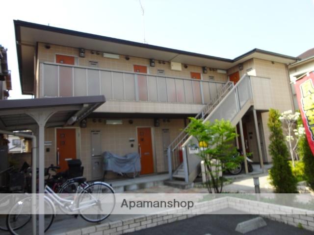大阪府松原市、河内天美駅徒歩8分の築8年 2階建の賃貸アパート