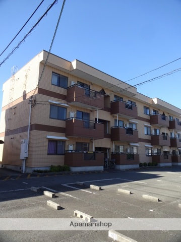 大阪府松原市、恵我ノ荘駅徒歩22分の築21年 3階建の賃貸マンション