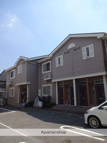 大阪府堺市美原区、高見ノ里駅徒歩40分の築13年 2階建の賃貸アパート
