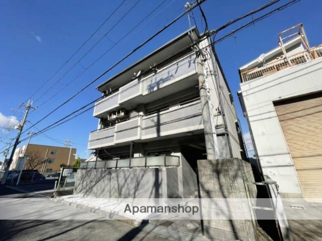 大阪府松原市、河内天美駅徒歩19分の築26年 3階建の賃貸マンション