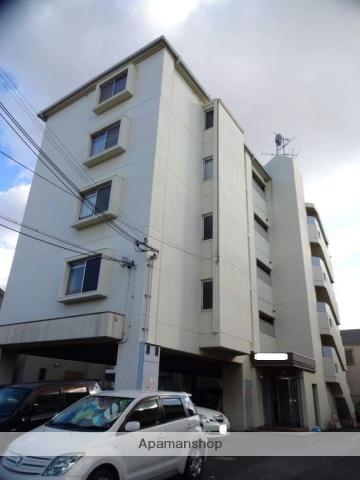 大阪府松原市、河内天美駅徒歩15分の築29年 5階建の賃貸マンション