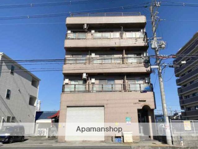 大阪府松原市、河内天美駅徒歩15分の築25年 4階建の賃貸マンション