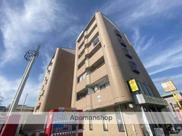大阪府松原市、布忍駅徒歩16分の築23年 7階建の賃貸マンション