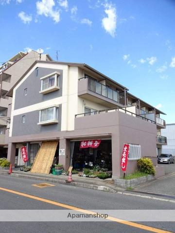 大阪府松原市、布忍駅徒歩16分の築24年 3階建の賃貸マンション