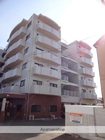 大阪府松原市、河内天美駅徒歩9分の築26年 6階建の賃貸マンション