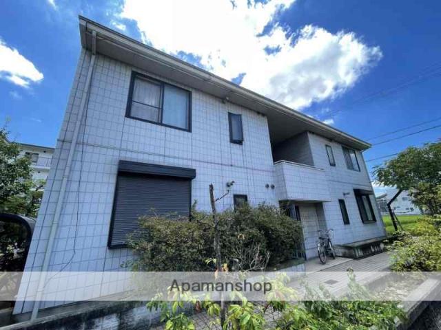 大阪府松原市、高見ノ里駅徒歩12分の築24年 2階建の賃貸アパート