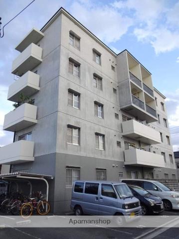 大阪府松原市、河内天美駅徒歩8分の築15年 5階建の賃貸マンション