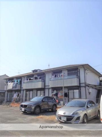 大阪府松原市、布忍駅徒歩10分の築17年 2階建の賃貸アパート