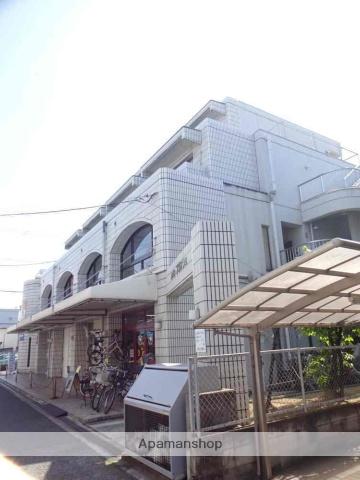 大阪府松原市、河内天美駅徒歩3分の築27年 4階建の賃貸マンション