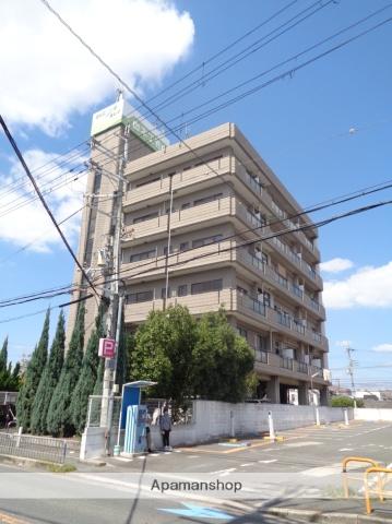 大阪府松原市、布忍駅徒歩15分の築29年 6階建の賃貸マンション