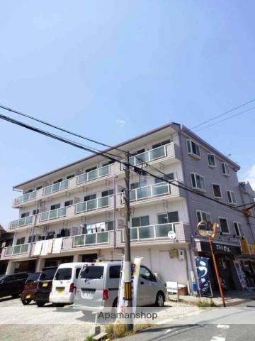 大阪府松原市、高見ノ里駅徒歩25分の築25年 4階建の賃貸マンション