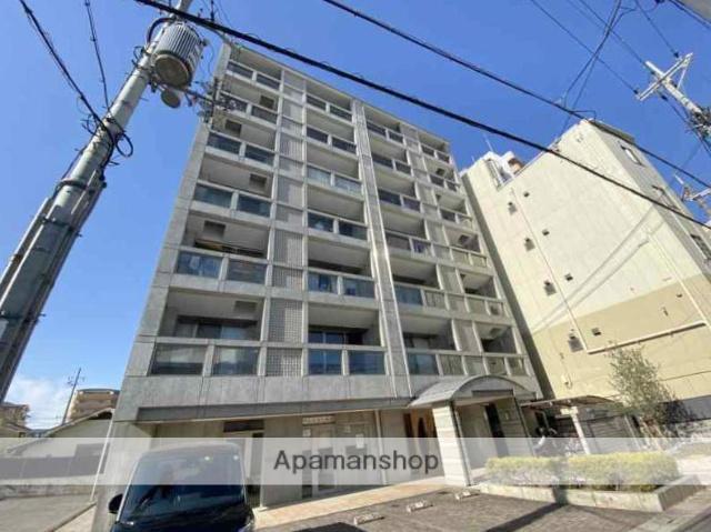 大阪府松原市、高見ノ里駅徒歩10分の築7年 7階建の賃貸マンション